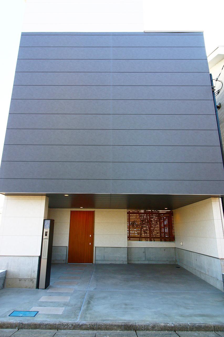 空間デザイン住宅 caseA